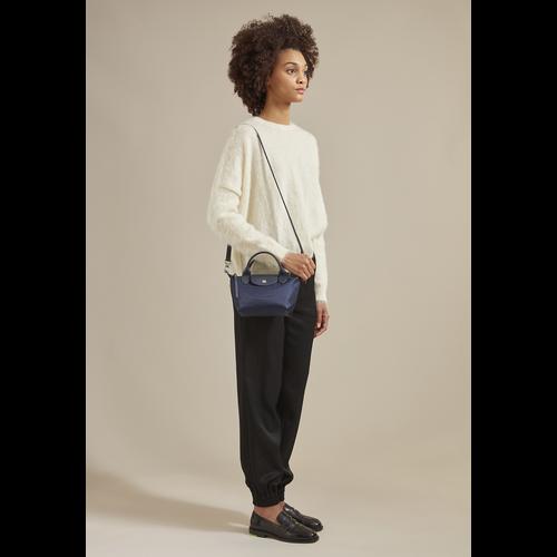 Top handle bag XS Le Pliage Néo Taupe (L1500598215) | Longchamp DK