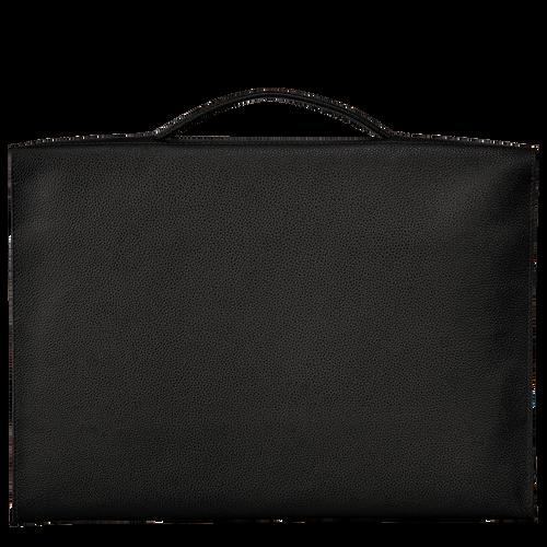 Porte-documents S Le Foulonné Noir (L2154021047) | Longchamp CH