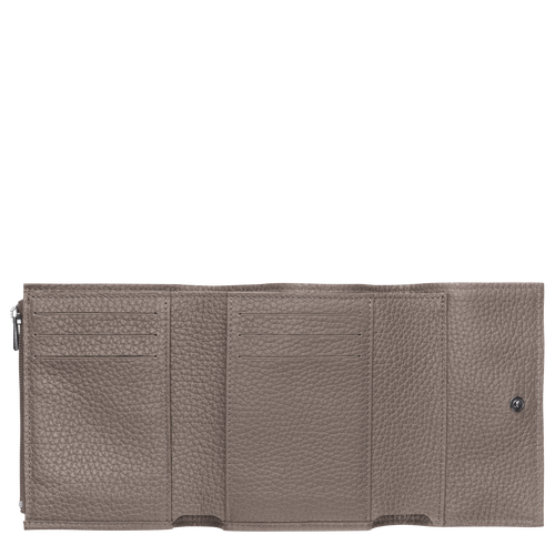 Compact wallet, Grey - View 2 of  2 -