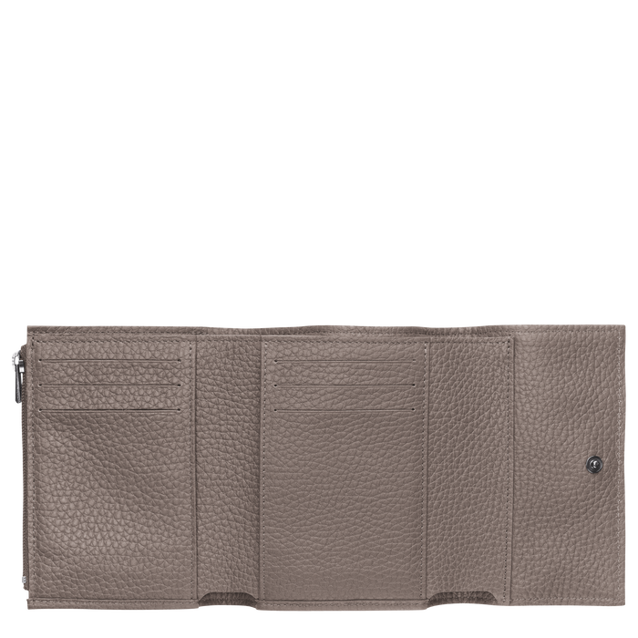 Compact wallet, Grey - View 2 of  2 - zoom in