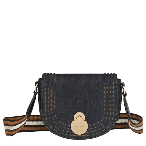 Crossbody bag, Denim - View 1 of  3 -