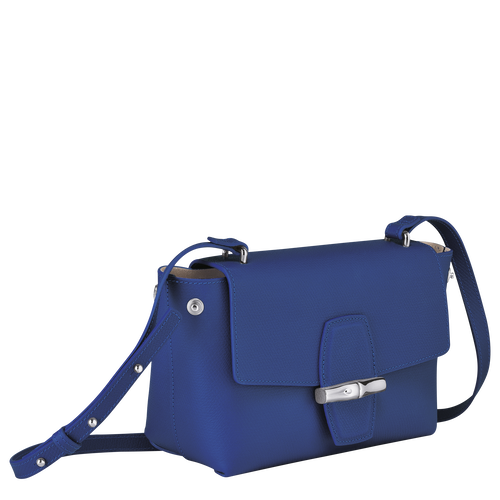 Crossbody bag, Blue - View 3 of  4 -
