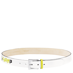 Women's belt, 007 White, hi-res