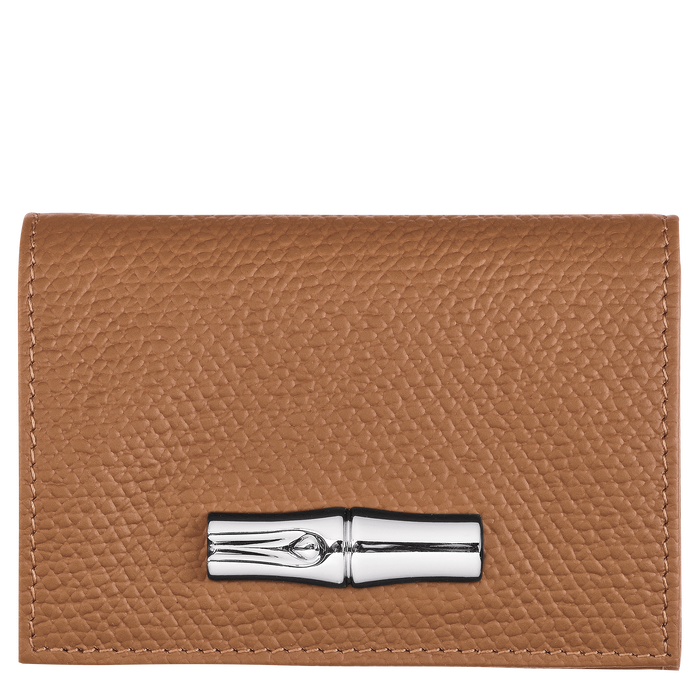 小型錢包, 黃褐色 - 查看 1 2 - 放大