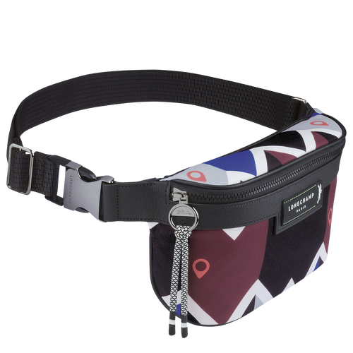 Belt bag, Mahogany/Blue - View 2 of  2 -