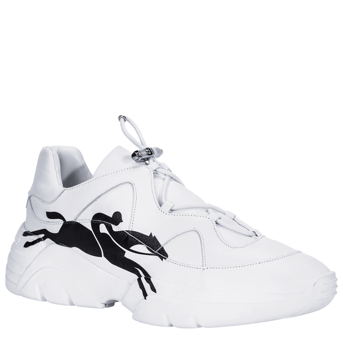 Sneakers, White, hi-res - View 5 of 6