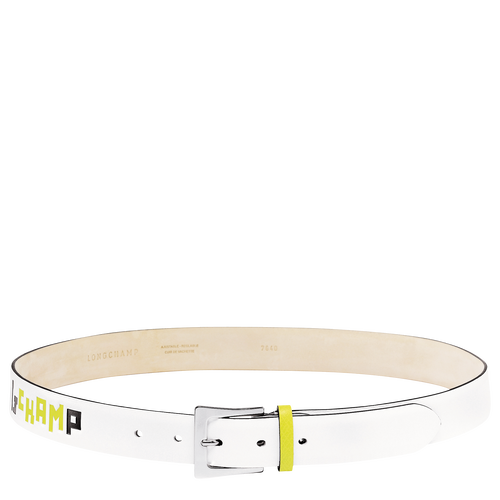View 1 of Women's belt, 007 White, hi-res