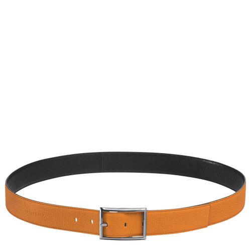 Herenriem, Oranje/Zwart, hi-res - View 1 of 1