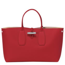Top handle bag L, 545 Red, hi-res