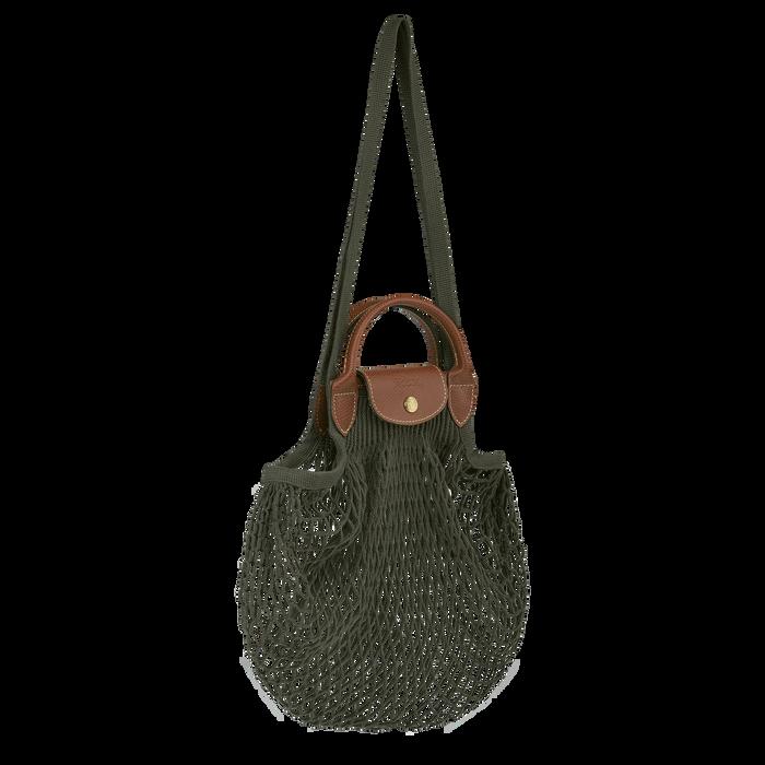 Top handle bag, Khaki - View 2 of 3.0 - zoom in