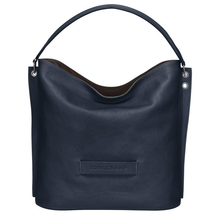 Longchamp 3D Sac porté épaule, Minuit