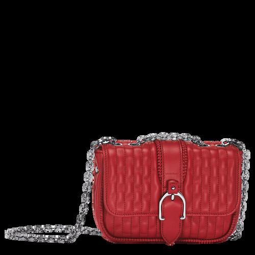 View 1 of Shoulder Bag XS, 545 Red, hi-res