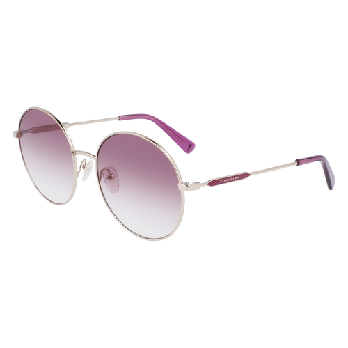 Sunglasses, Or/Violet - Vue 2 de 2 -