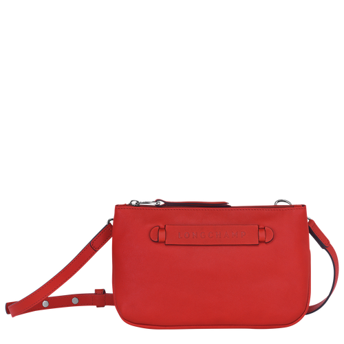 Cross body bag, Vermilion, hi-res - View 1 of 3