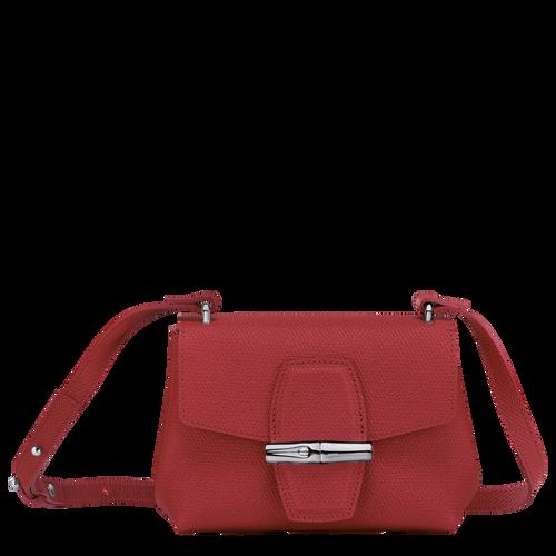 Roseau 斜揹袋 XS, 紅色