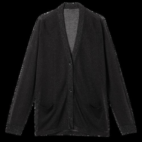 Vest, Zwart/Ebbenhout - Weergave 2 van  2 -