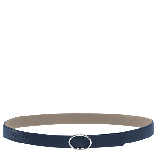 Women's belt, E90 Navy/Clay, hi-res