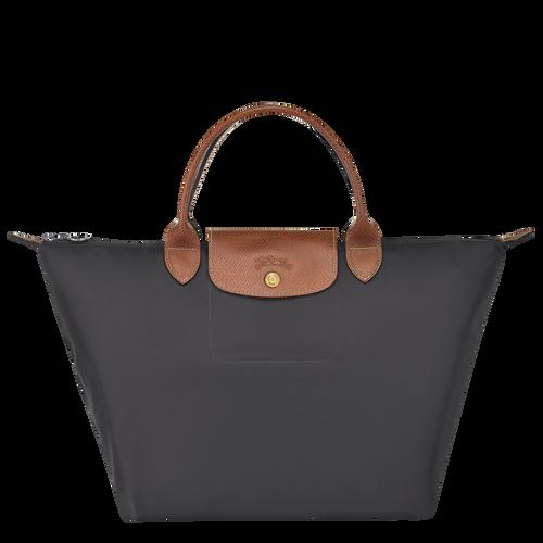 Top handle bag M, Gun metal - View 1 of 4 -