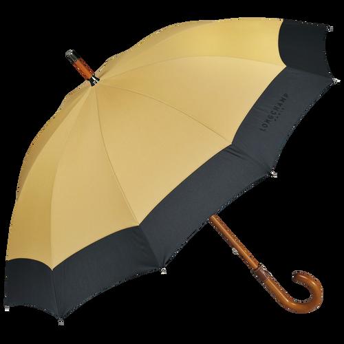 Walking stick umbrella, Beige/black - View 1 of  1 -