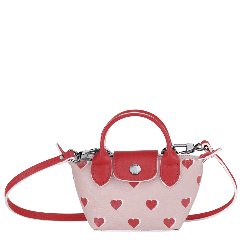 Crossbody bag XS, Pinky - View 1 of  3 - zoom in