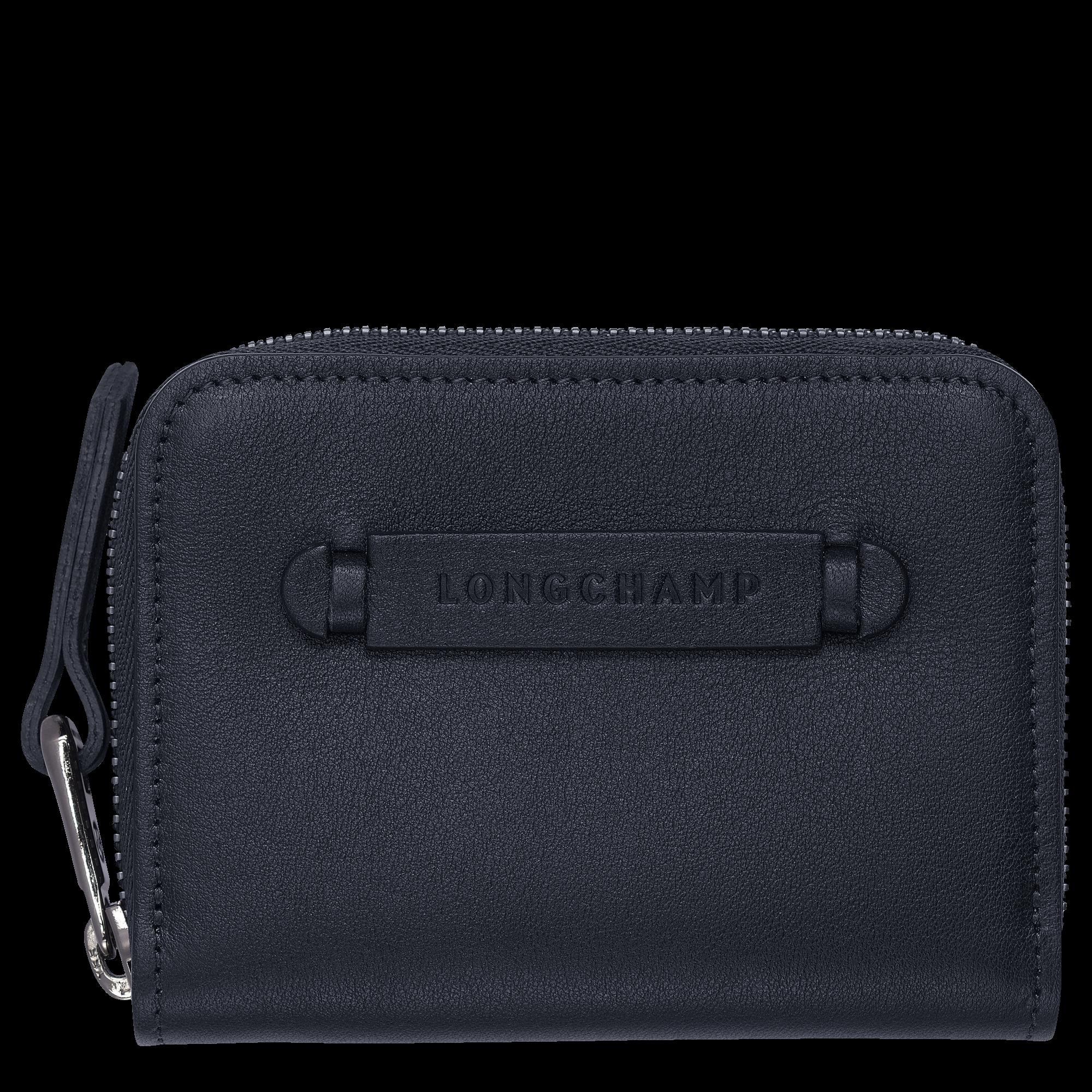 Women Girls Mini PU Leather Zip Up Button Wallet Card Holder Coin Purse Handbag