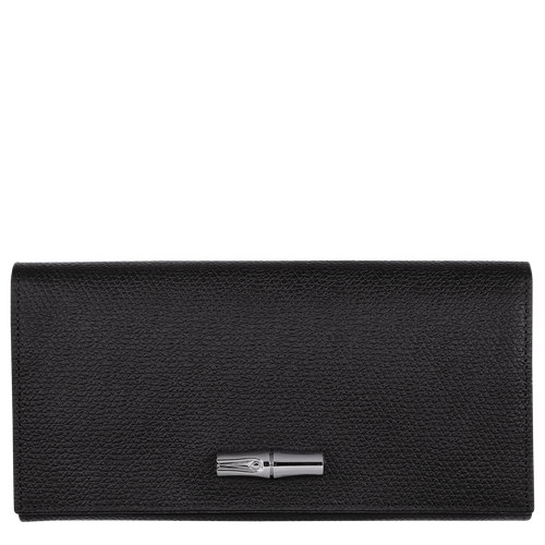 Continental wallet, Black, hi-res - View 1 of 2