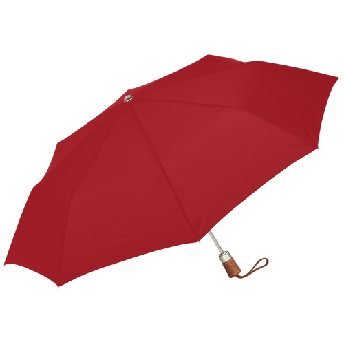 Ausziehbarer Taschenschirm, Rot, hi-res - View 1 of 1