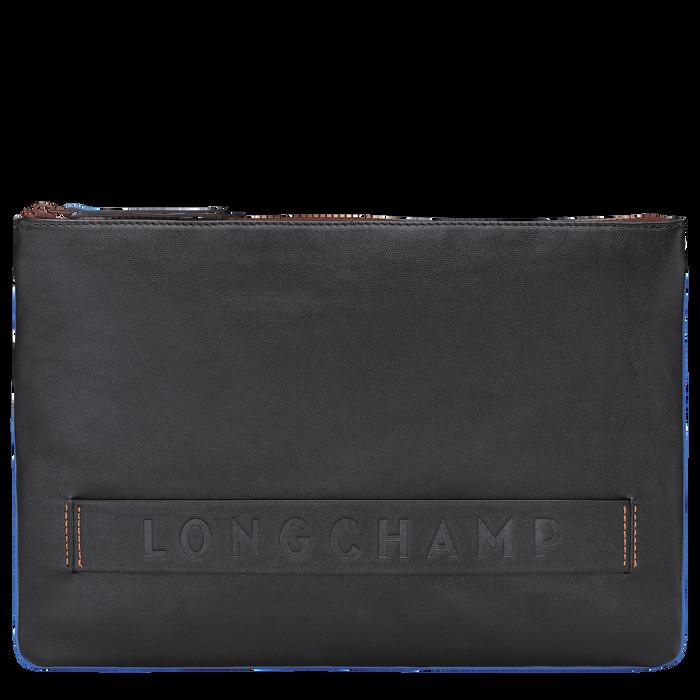 Longchamp 3D Climb Pochette, Nero