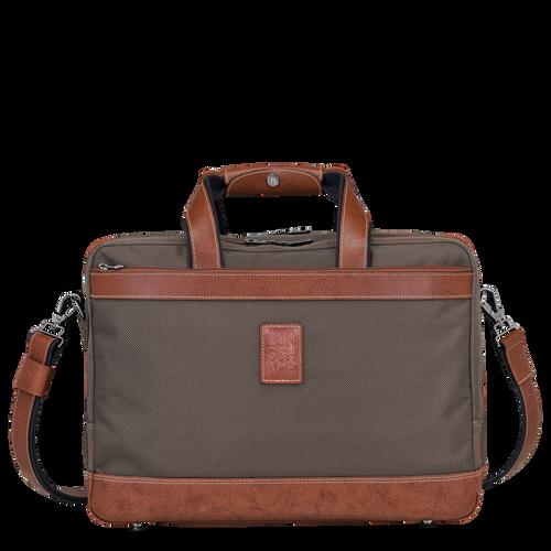 Briefcase L, Brown, hi-res - View 1 of 3