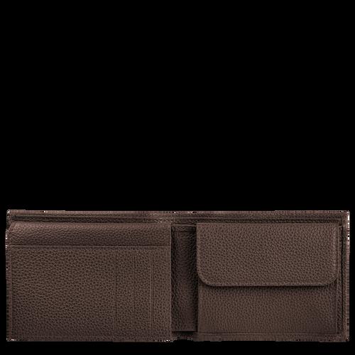 Wallet, Mocha - View 2 of  3 -