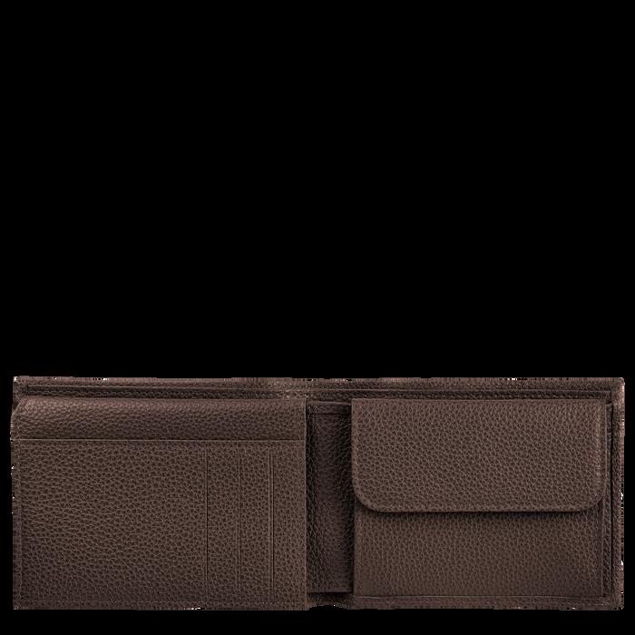 Wallet, Mocha - View 2 of  3 - zoom in