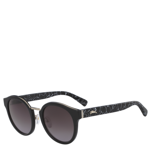 Sunglasses, D00 Marble Black, hi-res