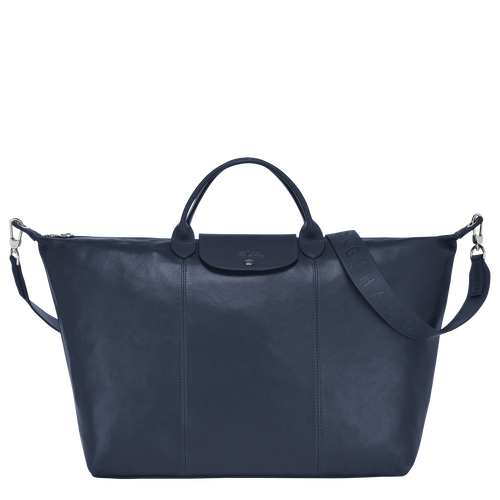 旅行袋 L, 海軍藍色, hi-res - View 1 of 3