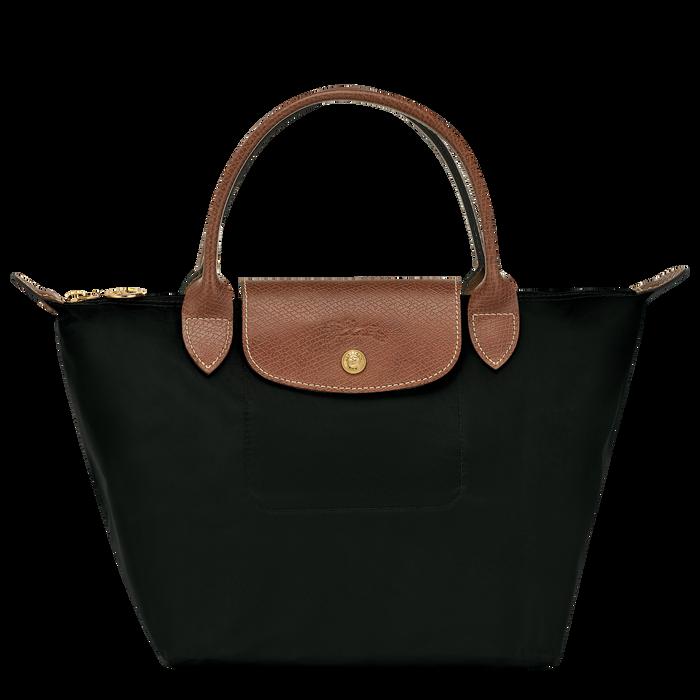 Top handle bag S, Black/Ebony - View 1 of 4 - zoom in