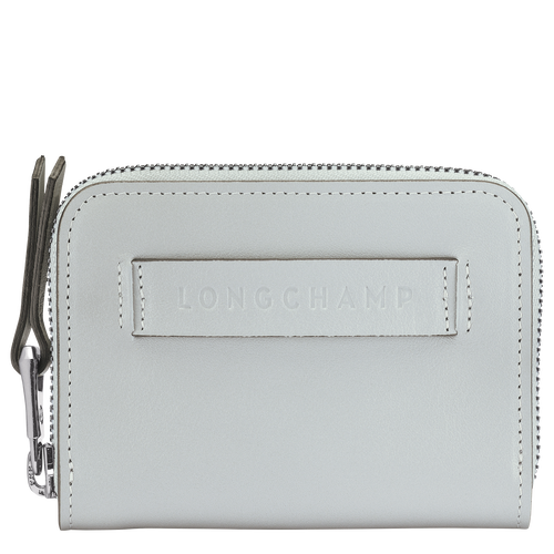 Zipped card holder, Mineral - View 1 of  2 -