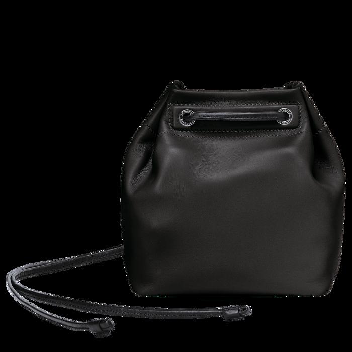 Mini sac seau, Noir, hi-res - Vue 3 de 3