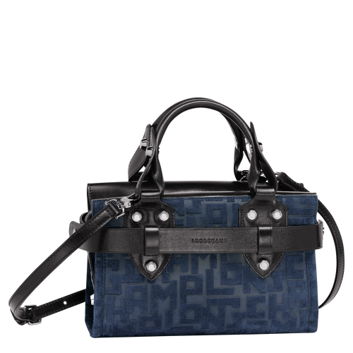 Kleine handtas, Marineblauw, hi-res - View 1 of 3
