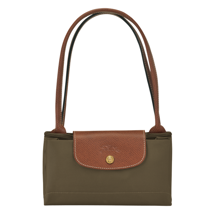 Shoulder bag S, Khaki - View 4 of  4 - zoom in