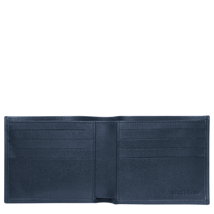 Wallet, Navy - View 2 of  2 - zoom in