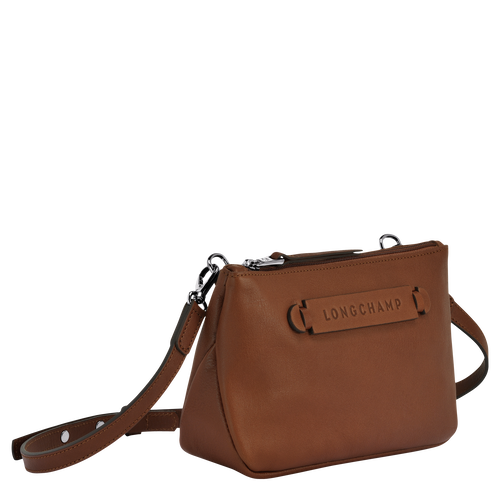Cross body bag, Cognac, hi-res - View 2 of 3