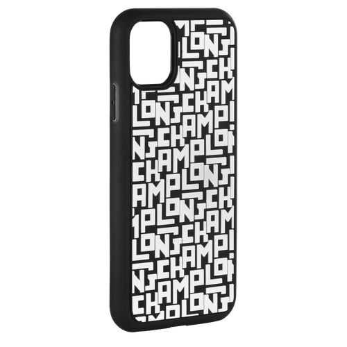 Iphone 11 case, Black/White, hi-res - View 2 of 3
