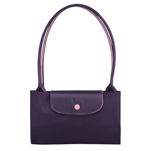 Shoulder bag L, Bilberry - View 4 of  5 -