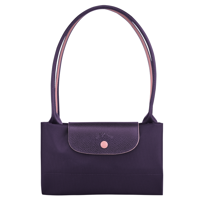 Shoulder bag L, Bilberry - View 4 of  5 - zoom in
