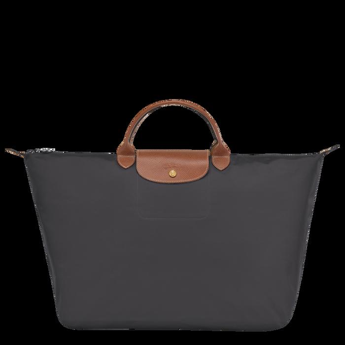 Reisetasche L, Metallgrau - Ansicht 1 von 4 - Zoom vergrößern