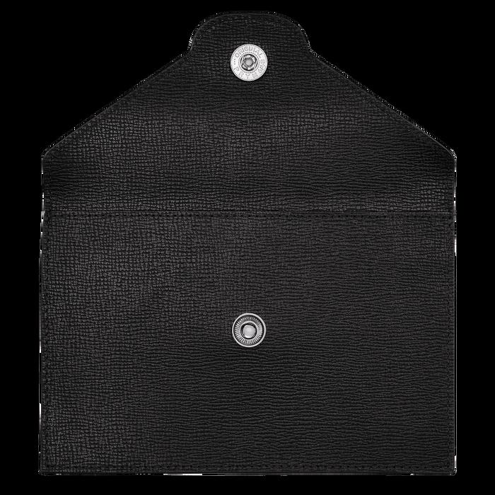 Le Pliage Néo Card holder, Black