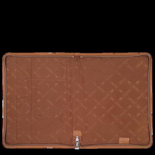 """Le Foulonné Laptop case 13"""", Caramel"""