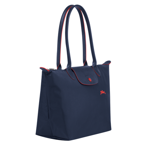 View 2 of Shopping bag S, 556 Navy, hi-res