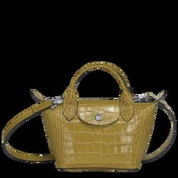 Top handle bag XS, Cumin