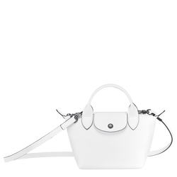 Mini top-handle bag