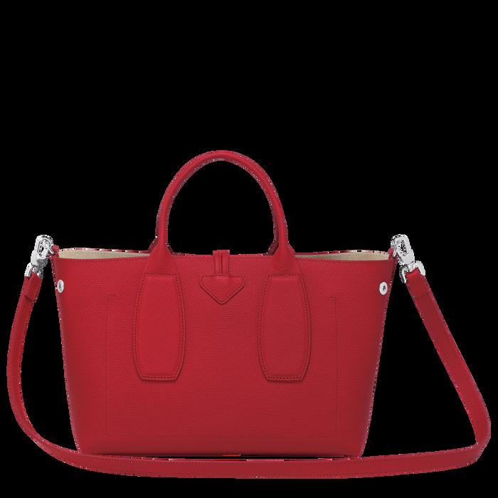 Handtasche M, Rot - Ansicht 4 von 5 - Zoom vergrößern